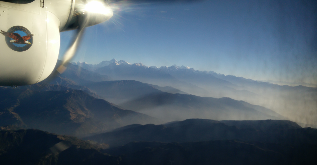flight to lukla from kathmandu