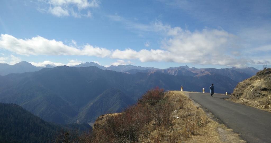 Bhutan travel diary
