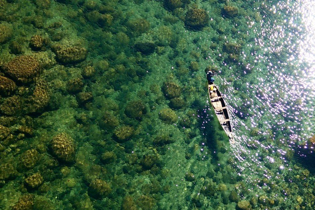 shillong dauki river