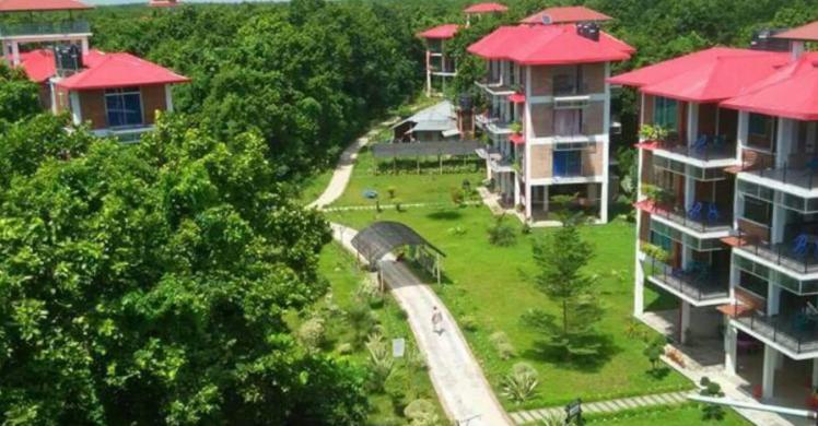 rajendra eco resort