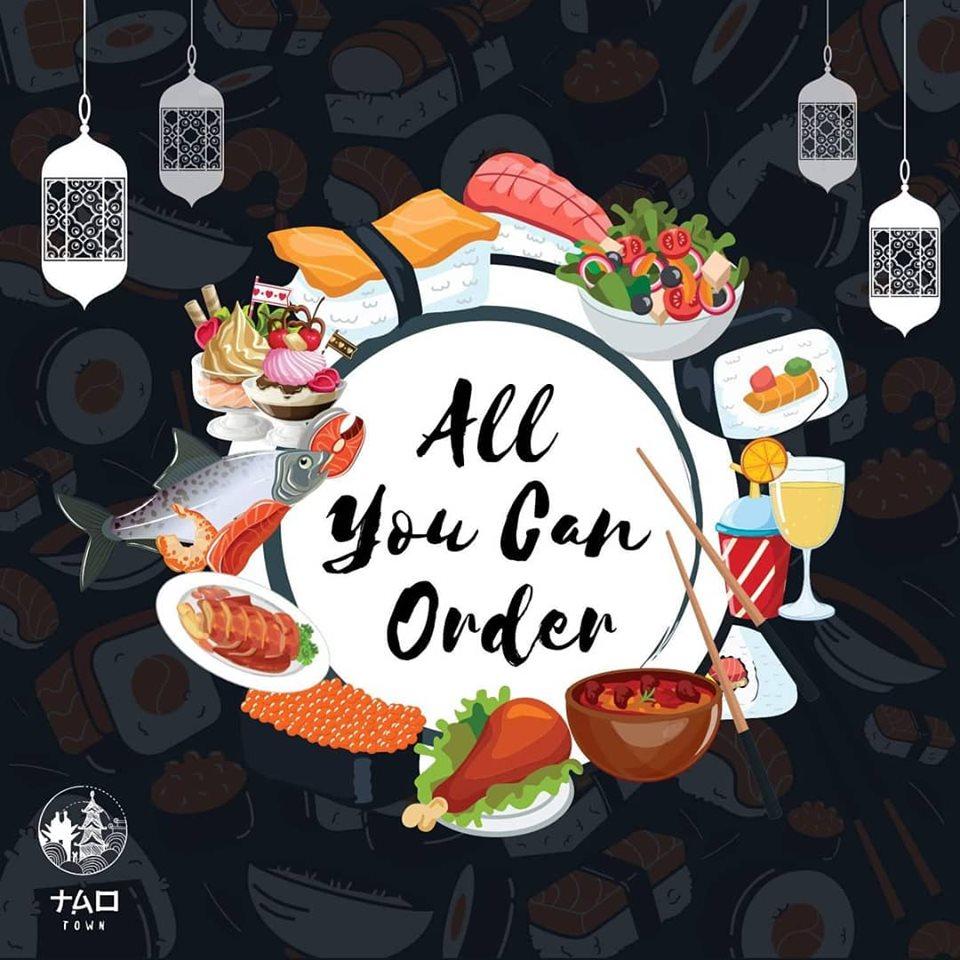 Tao Town Iftar Offer